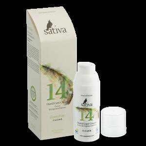 Kem dưỡng tay hữu cơ, mỹ phẩm Sativa