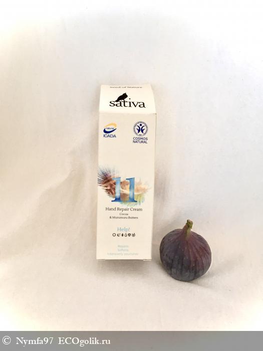 kem dưỡng tay sativa11